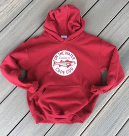 Retro Circle Striper Hoody- Kids
