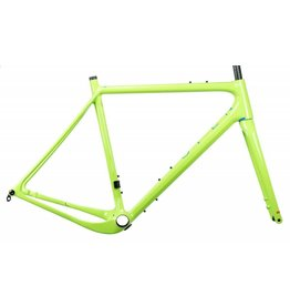 Open Cycles Open U.P. Frameset Green