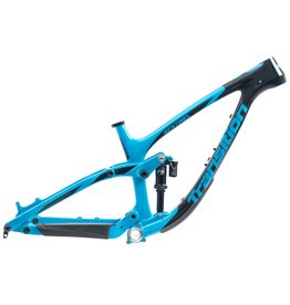 Transition Sentinel Carbon Medium Blue Frameset
