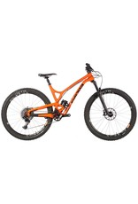 Evil The Following MB Medium SRAM X01 Eagle Bike Orange
