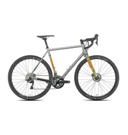 Niner RLT 9 Steel 4-Star Rival 53cm Grey/Orange/Sand