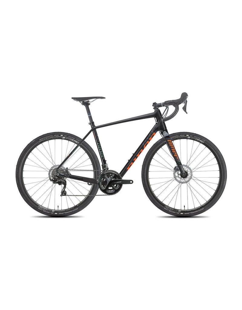 Niner RLT 9 RDO 3-Star 105 47cm Black/Orange