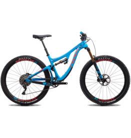 Pivot Cycles Pivot Switchblade XT/XTR Pro 1x Blue Medium