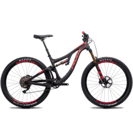 Pivot Cycles Pivot Switchblade XT/XTR Pro 1x Black/Red Medium