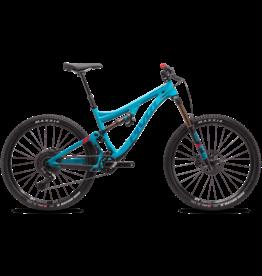 Pivot Cycles Pivot Mach 6 V3 XT/XTR Pro 1x Large Aqua Blue