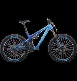 Pivot Cycles Pivot Mach 5.5 XT/XTR Pro 1x Blue Large