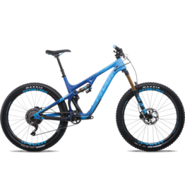 Pivot Cycles Pivot Mach 5.5 XT/XTR Pro 1x Blue Small