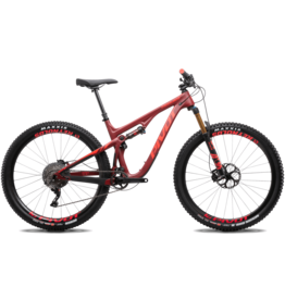 Pivot Cycles Pivot Trail 429 V2 XT/XTR Pro 1x Medium Red