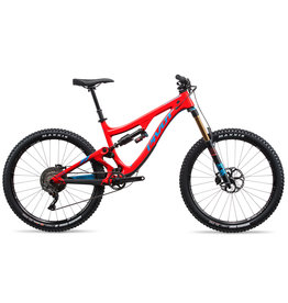 Pivot Cycles Pivot Firebird XT/XTR Pro 1x Red Small