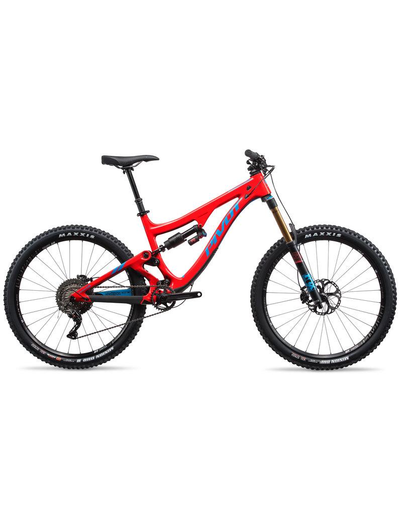 Pivot Cycles Pivot Firebird XT/XTR Pro 1x Red Large (demo'd once)
