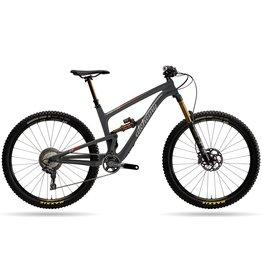 Alchemy Bicycle Works Alchemy Arktos 29 Grey/Red Medium XT 11spd Bike (demo'd once)