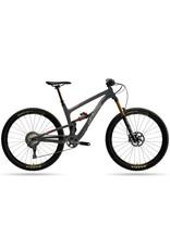 Alchemy Bicycle Works Alchemy Arktos 29 Grey/Red XLarge XT 11spd Bike