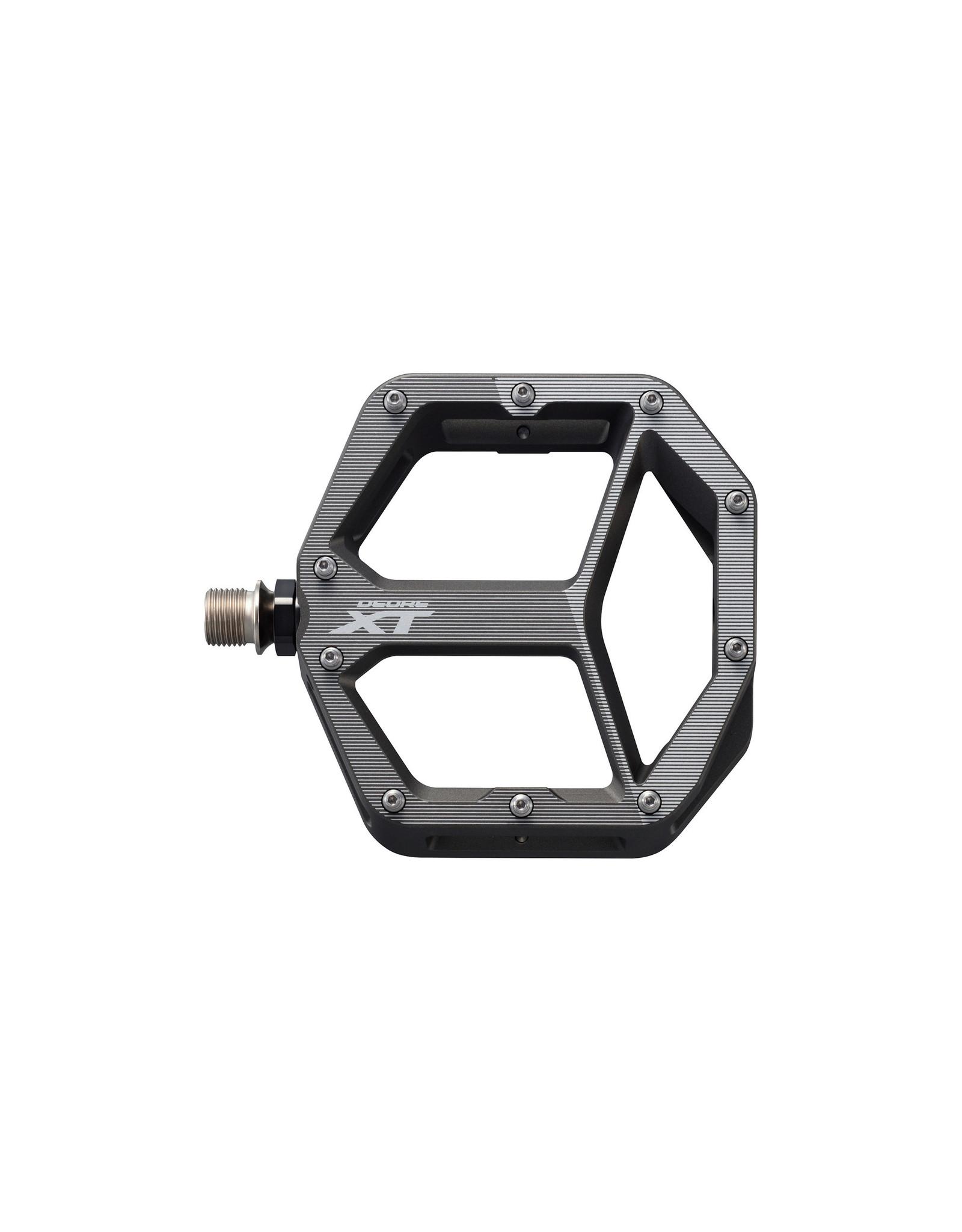 Shimano XT M8040 Platform Pedals Size M/L