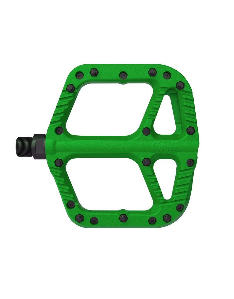 Oneup Components Comp Pedal Green