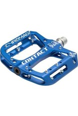 Chromag Contact pedals dark blue