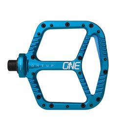OneUp Components Aluminum Pedal Blue