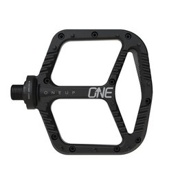 OneUp Components Aluminum Pedal Black