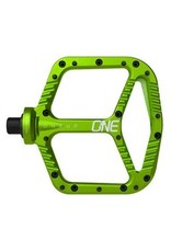 Oneup Components Aluminum Pedal Green
