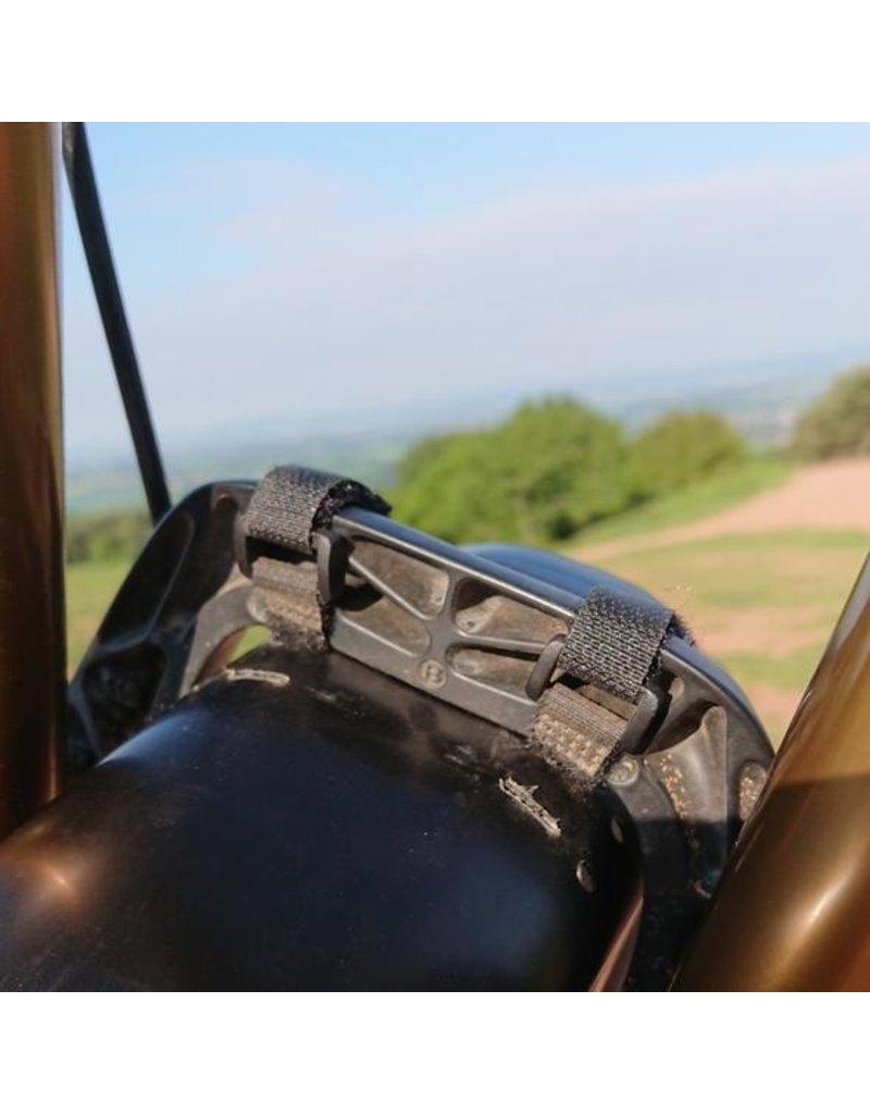 Mudhugger Mudhugger Short Front Fender w/Quick Release Velcro