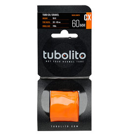 Tubolito Tubolito Tube CX Gravel 700c (30-40c) 60mm Stem