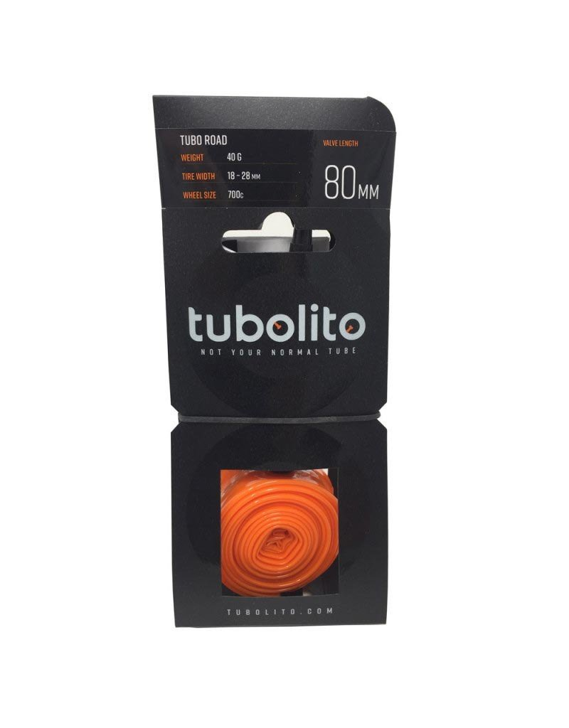 Tubolito Tubolito Tube 700c Road 80mm Stem