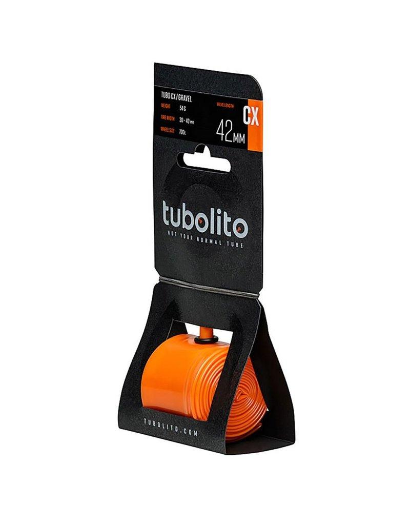 Tubolito Tubolito Tube CX Gravel 700c (30-40c) 42mm Stem