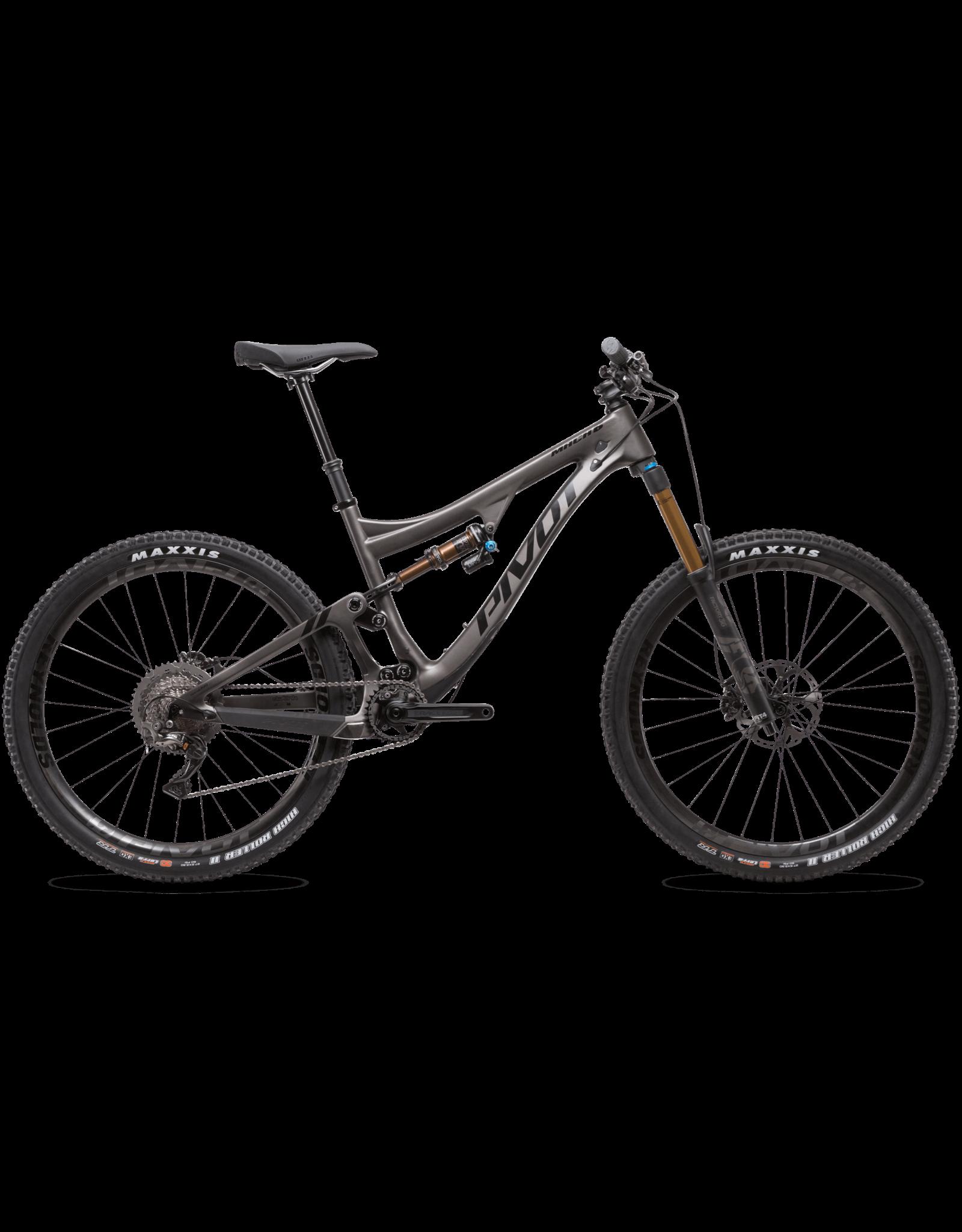 Pivot Cycles Pivot Mach 6 Carbon