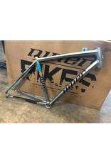 Niner RLT 9 56cm Teal / Orange Frame (*NO FORK*)