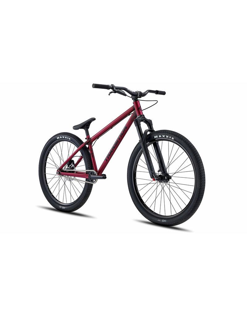 Transition PBJ Oxide Red Long Bike