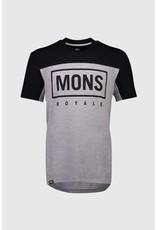Mons Royale Mons Royale Mens Redwood Enduro VTBlack/Grey