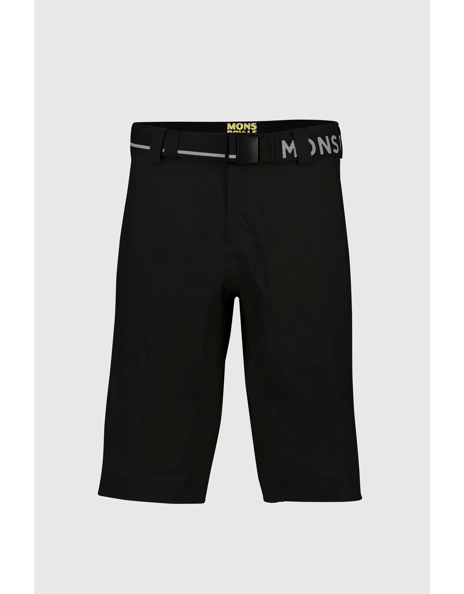 Mons Royale Mons Royale Men's Virage Shorts Black