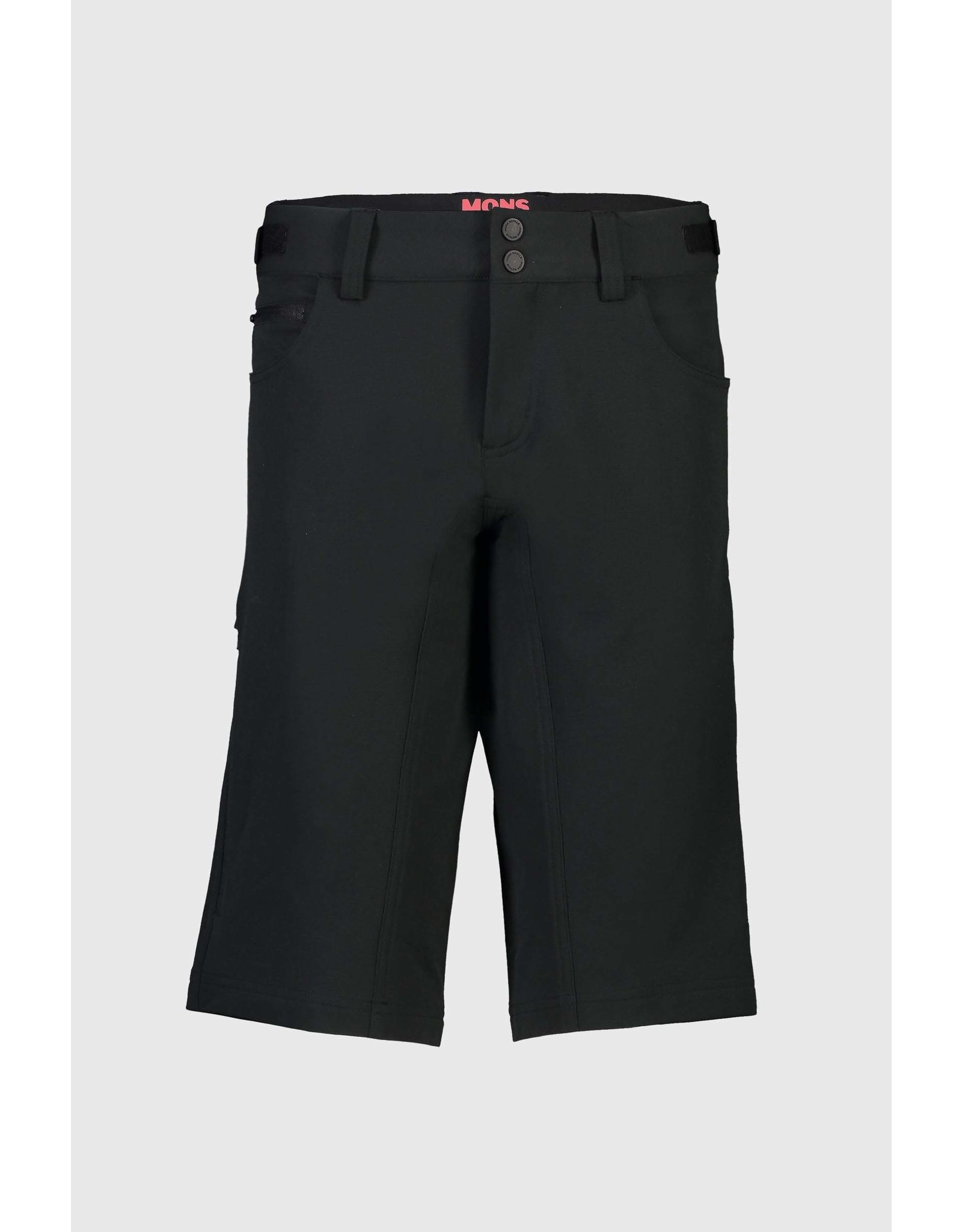 Mons Royale Mons Royale Momentum 2.0 Short Womens Black