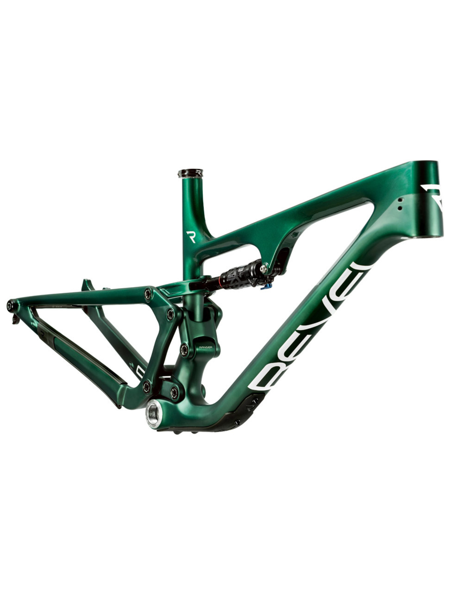 Revel Bikes Revel Ranger Frame w/RockShox Sid Deluxe Green Medium