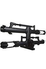 """Kuat NV 2.0 Base 2-Bike Tray Hitch Rack Matte Black 2"""" Receiver"""