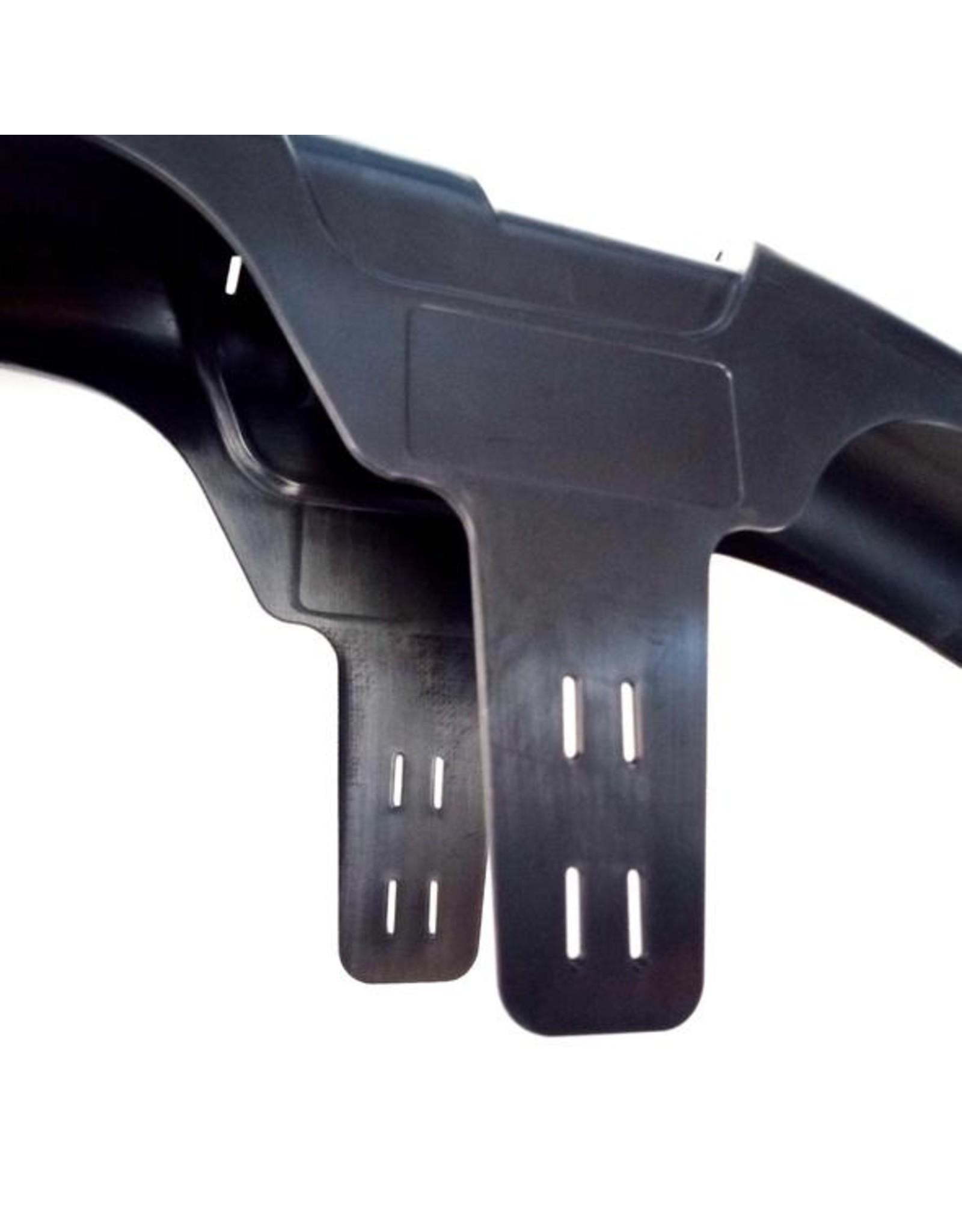 Mudhugger Mudhugger EVO Ziptie Front Fender