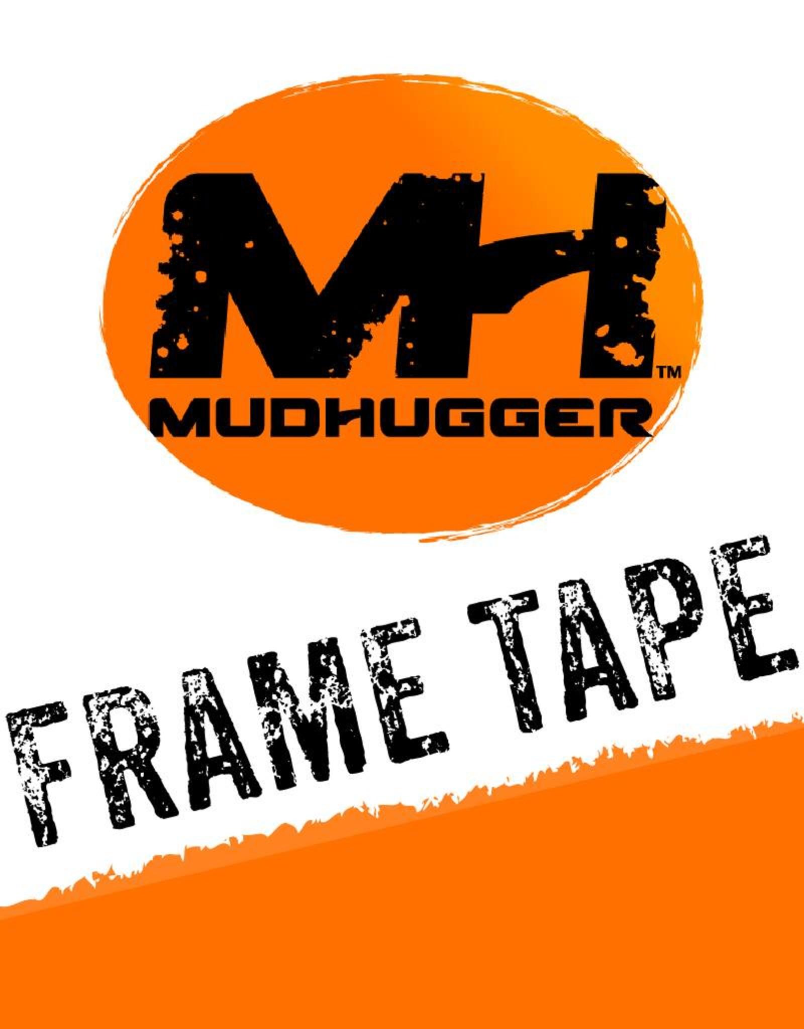 Mudhugger Mudhugger Pack of 4x Frame Tape