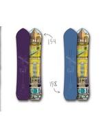 DWD DWD- Wizard Stick, 21, 158cm