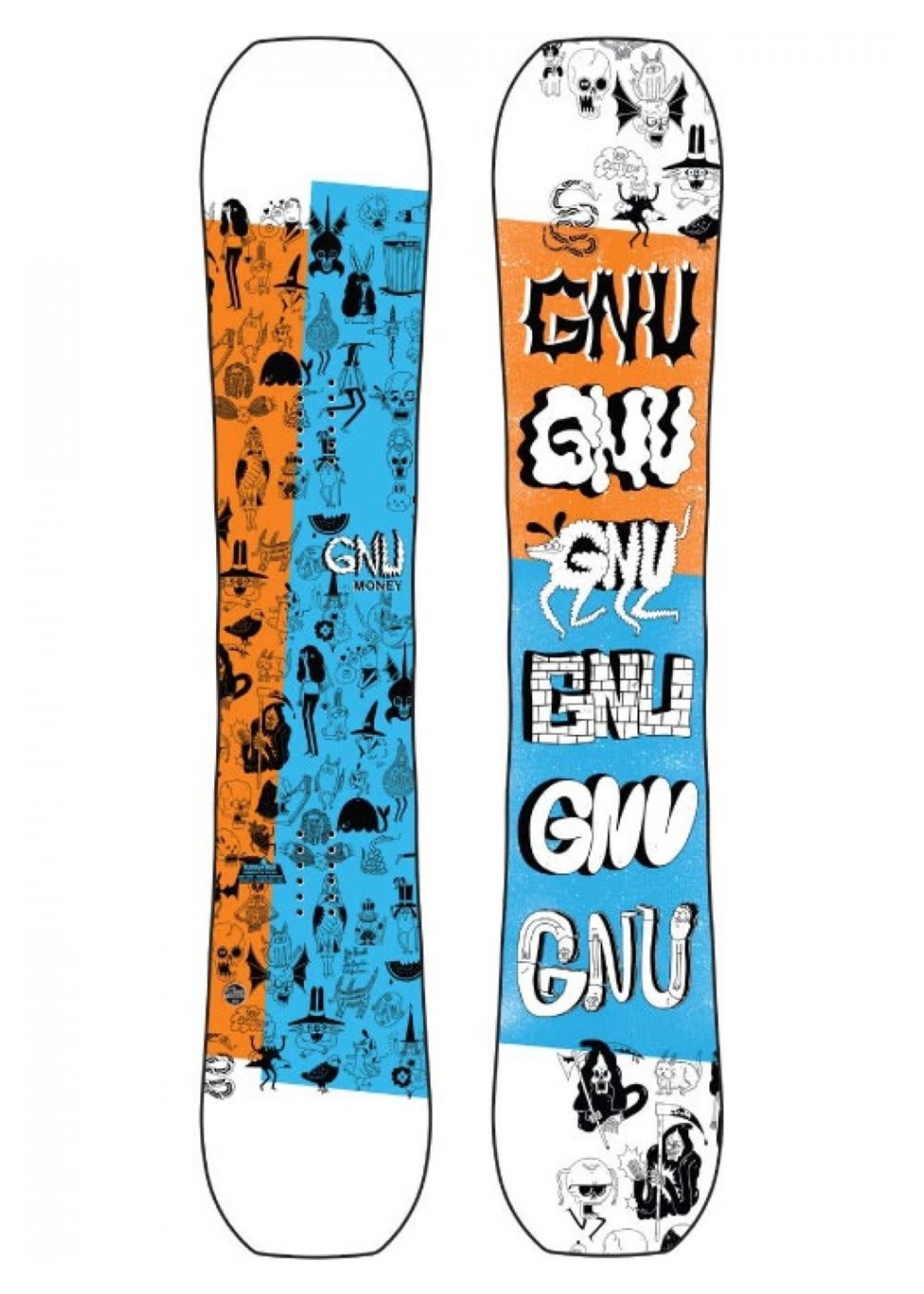 GNU GNU- Money, 21, 152
