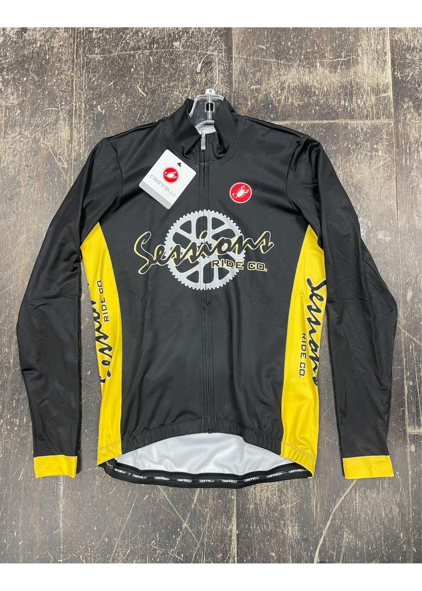 Castelli Castelli- Sessions Team Long Sleeve Jersey