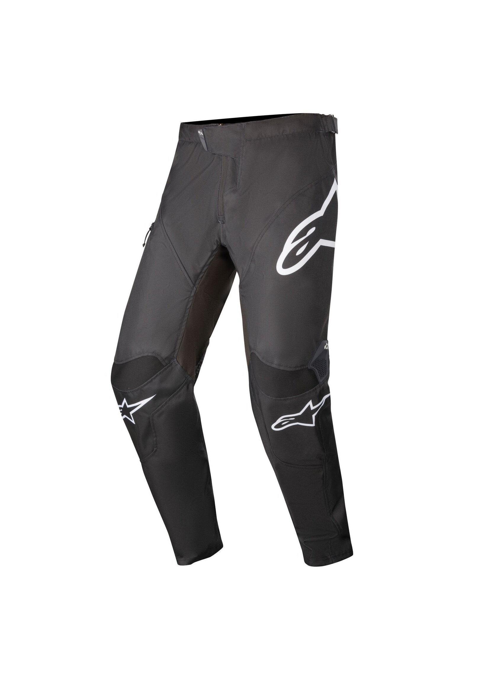 Alpine Stars Alpine Stars- Racer Pants, Black/Wht, 32