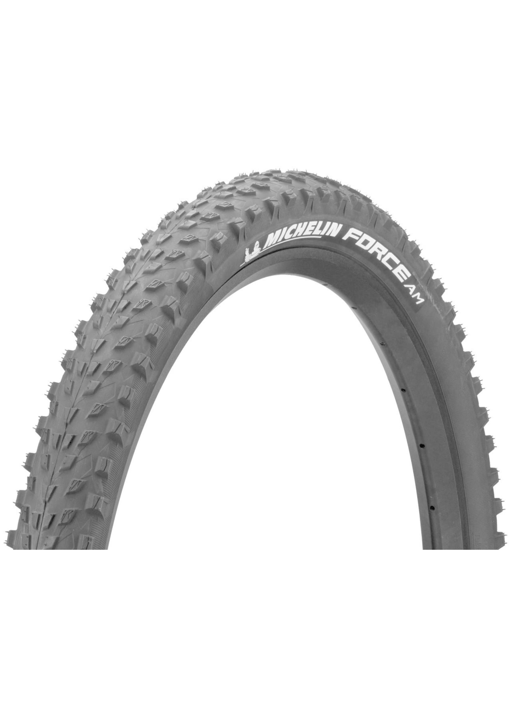 Michelin Michelin, Force AM, 29x2.35, Folding, GUM-X, Tubeless Ready, Black