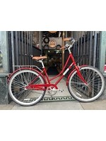 FYXATION Fyxation- Third Ward, 21, 3 Speed, Chome Red, Med