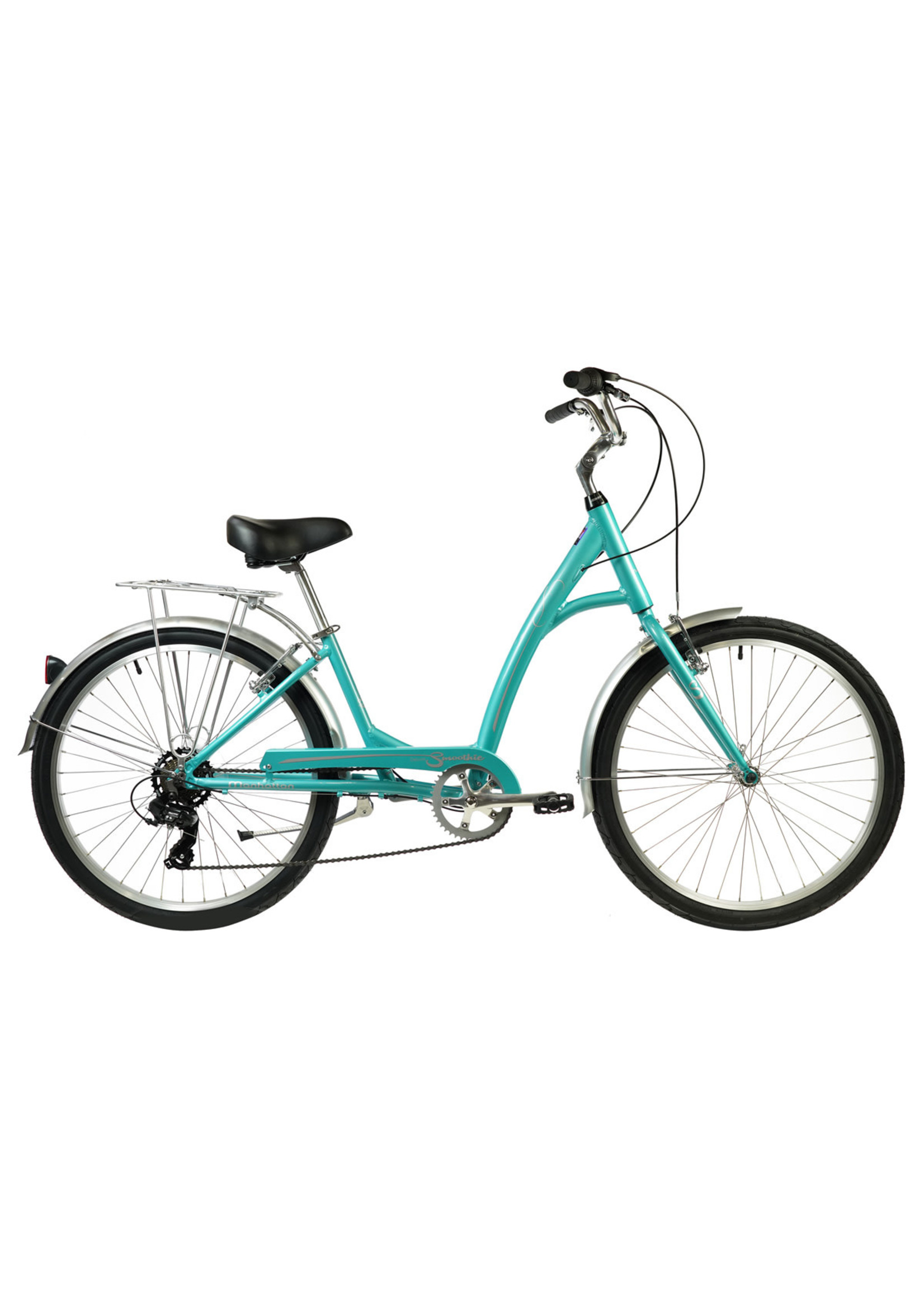 KHS KHS- Smoothie, 21, W's Deluxe, Teal, 15