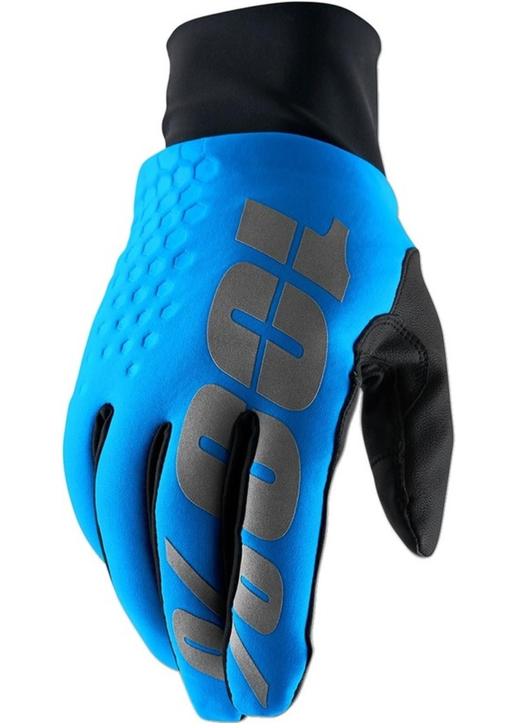100% 100%- Hydro Brisker, Blue, XL