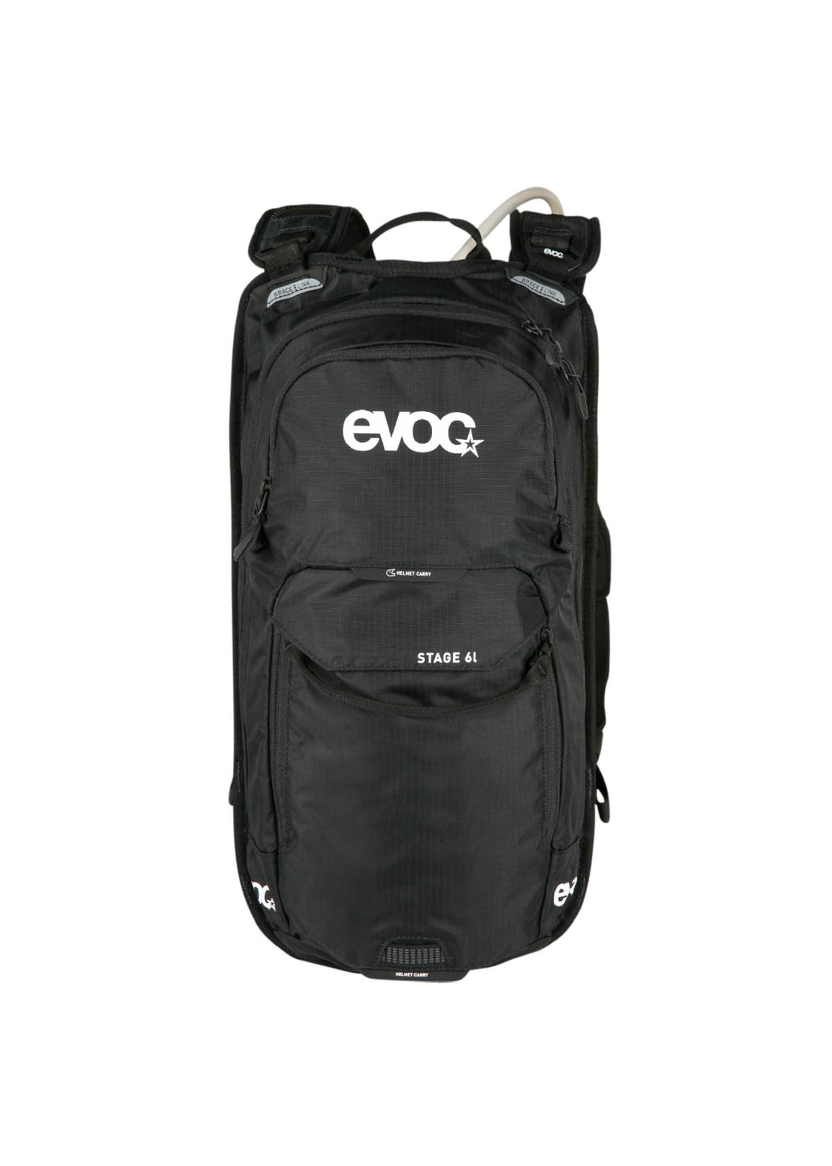 Evoc EVOC, Stage 6L Technical Perfrmance + 2L, Backpack, Black