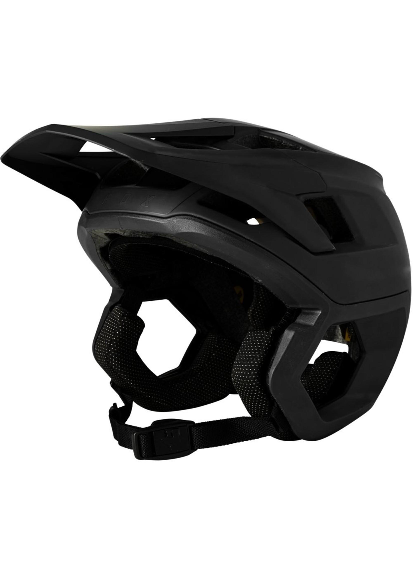 Fox Head Fox Head- Dropframe Helmet, Black, M/L