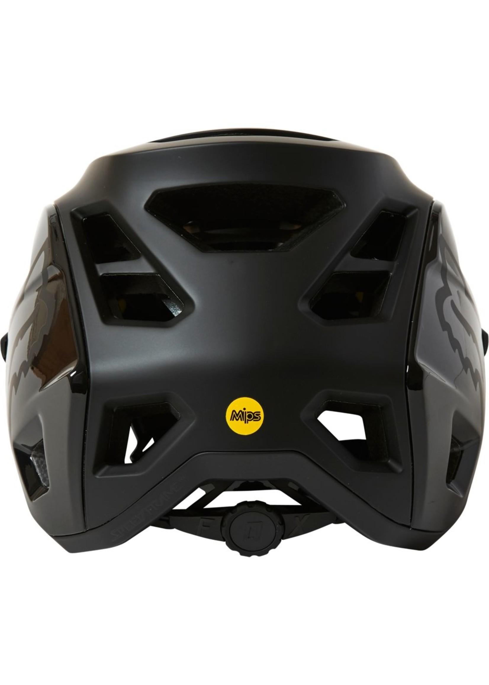 Fox Head Fox Head- Speedframe Pro Helmet, Blk, Med