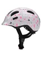 Abus Abus- Smiley 2.1 Helmet, White, S 45-50cm