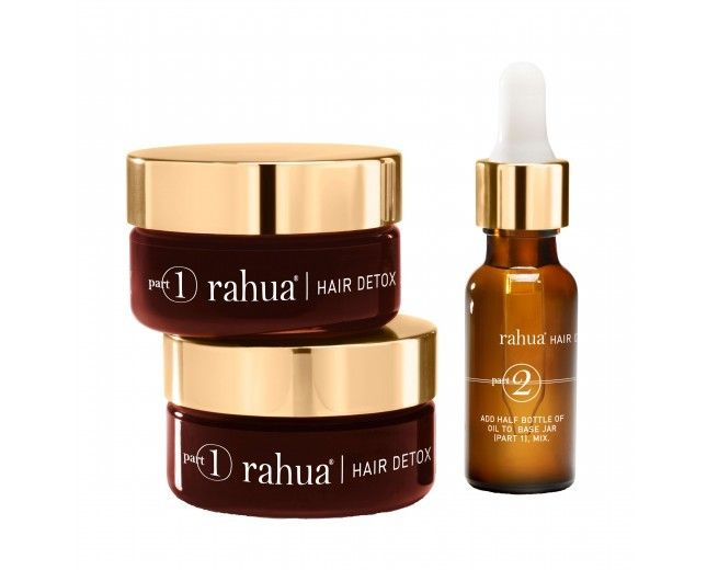 Rahua - Detox & Renewal Kit