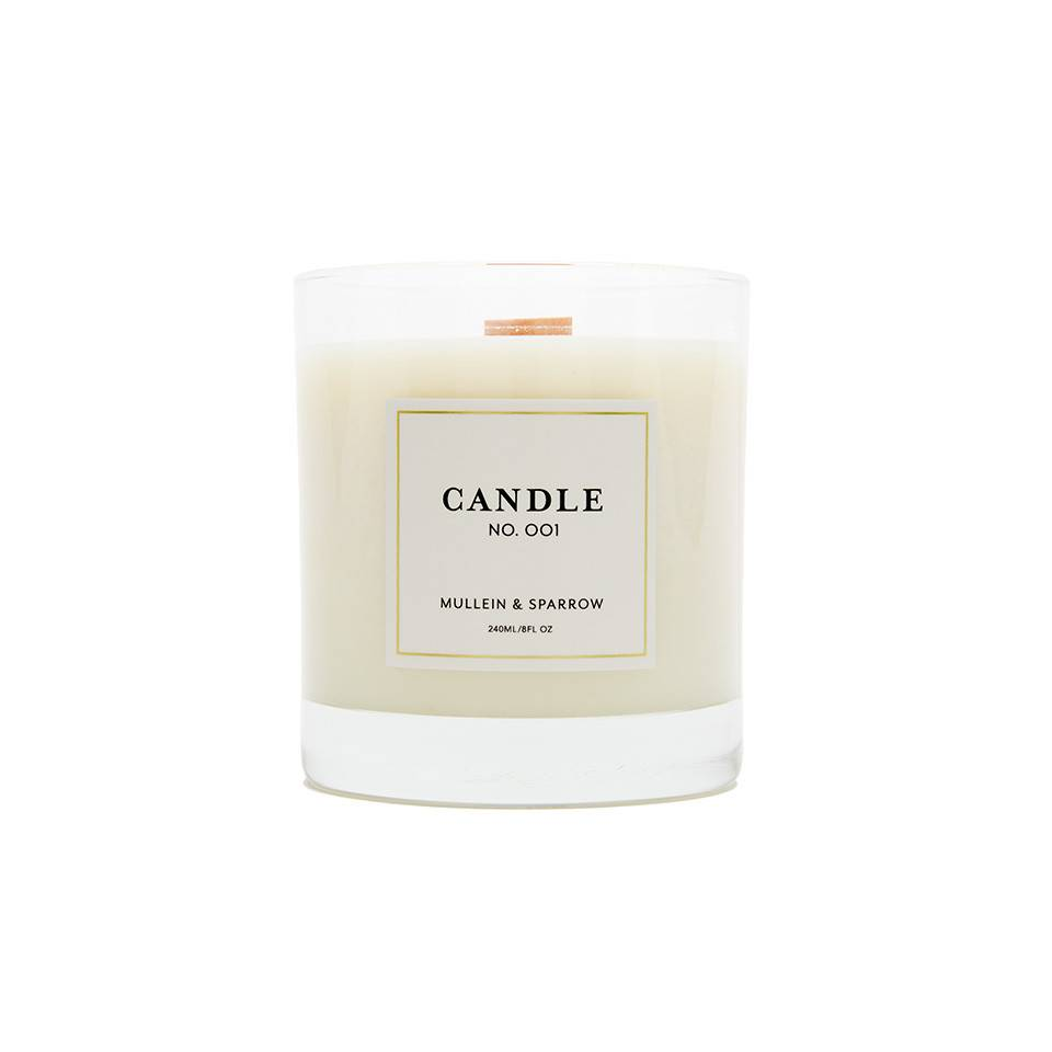 Mullein & Sparrow Mullein & Sparrow -  Candle 1, Amrit Vela